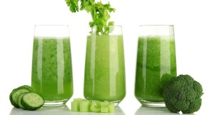 Зеленые соки