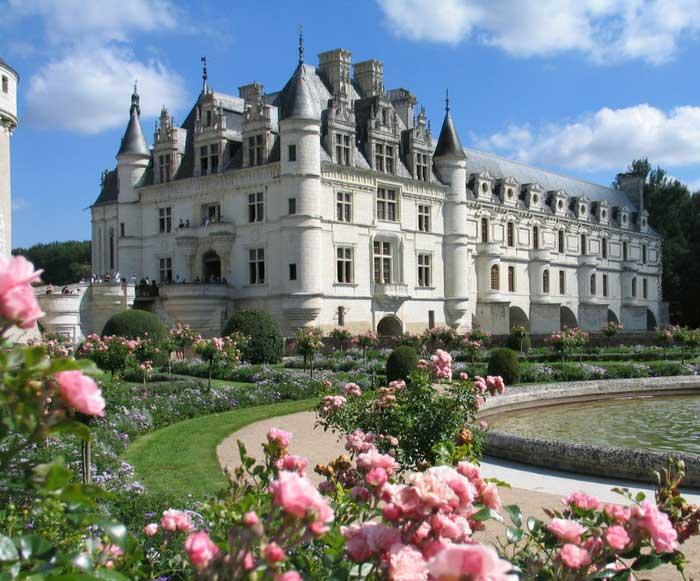 """Франция. """"Дамский Замок"""" Шенонсо"""