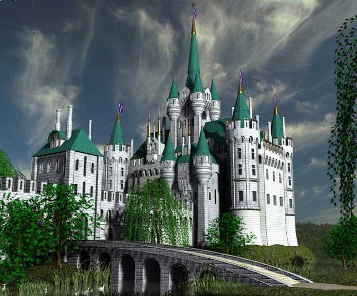Замок Бельфегора Каваллини