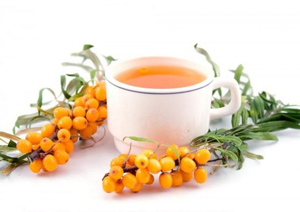 Олепиховый чай