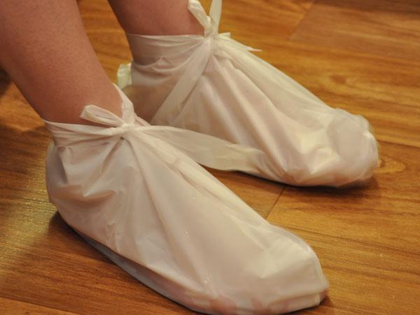 Компрессы ног