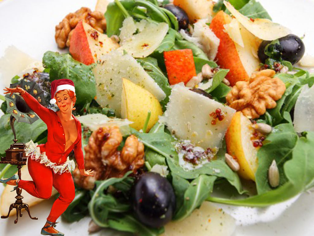 салат от диетолога