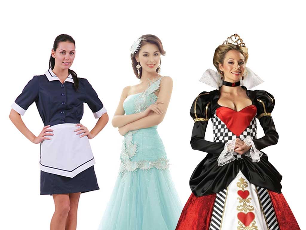 Вы Служанка, Принцесса или Королева?