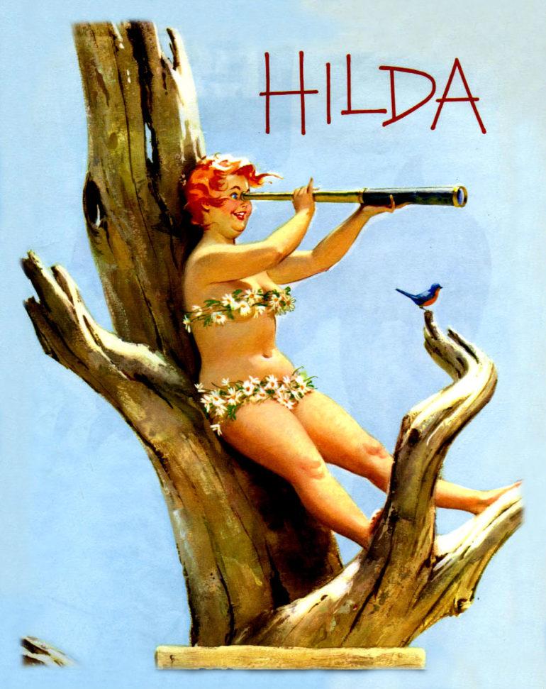 Пышечка Хильда