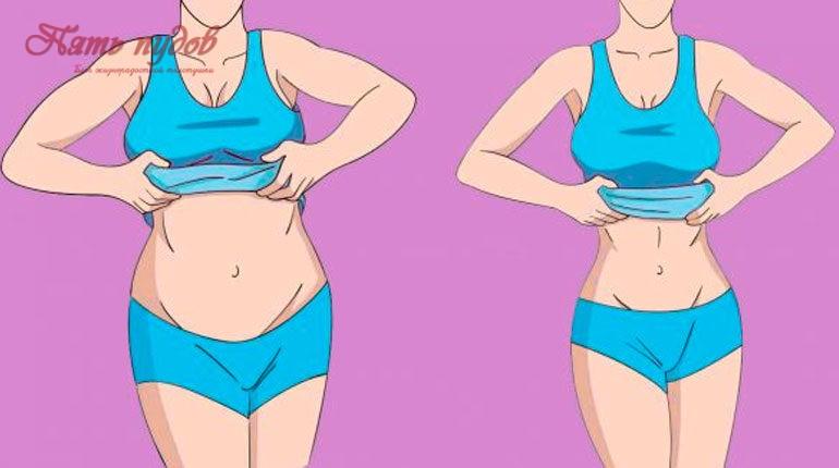 похудение